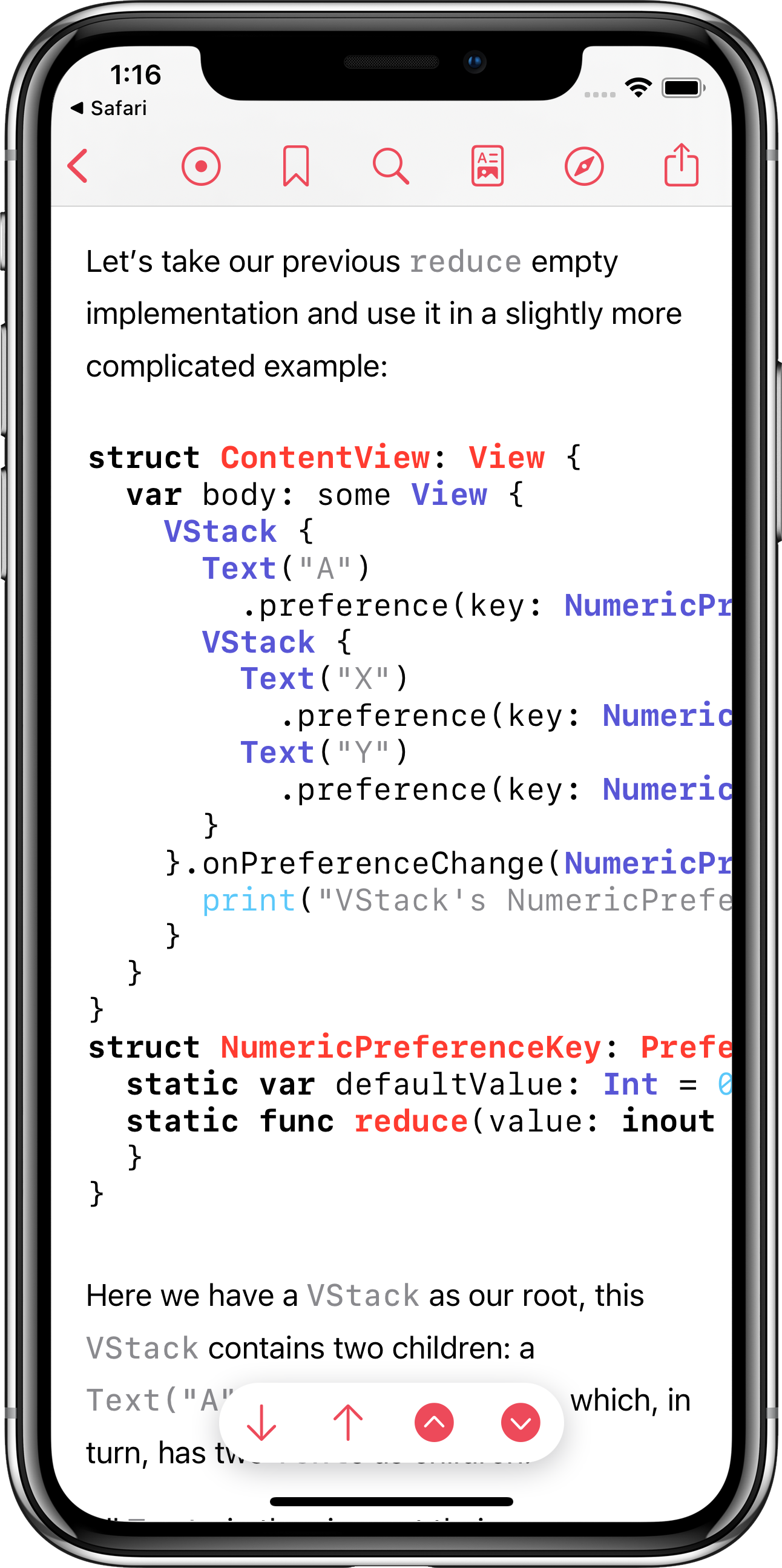 Improved Swift and SwiftUI Syntax Highlighting